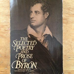 The Selected Poetry and Prose of Byron